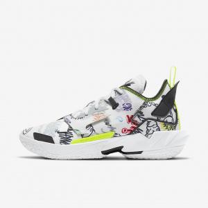 "Баскетбольные кроссовки Air Jordan Why Not Zer0.4 ""Photon Dust"""