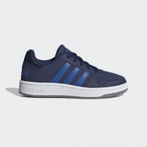 Детские кроссовки adidas Hoops 2.0 Low EE8999