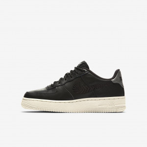 Детские кроссовки Nike Air Force 1 Premium Embroidered AV0750-001