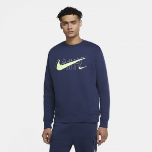 Мужской флисовый свитшот Nike Sportswear