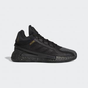 """Баскетбольные кроссовки adidas D Rose 11 """"Gold Metallic"""""""