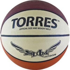 Баскетбольный мяч Torres Slam B00065