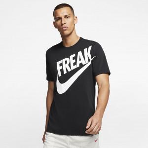 Мужская баскетбольная футболка Giannis Nike Dri-FIT Freak BV8265-010