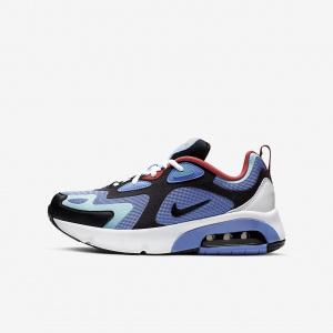 Кроссовки для школьников Nike Air Max 200 AT5627-400