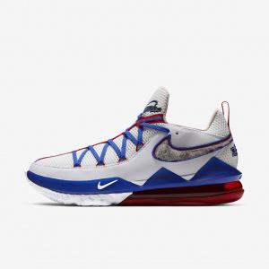 Мужские баскетбольные кроссовки Nike LeBron 17 Low CD5007-100