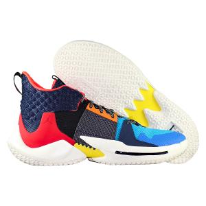 Мужские баскетбольные кроссовки Jordan Why Not? Zer0.2 AO6219-900