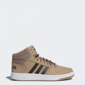 Мужские баскетбольные кроссовки adidas Hoops 2.0 Mid B44620