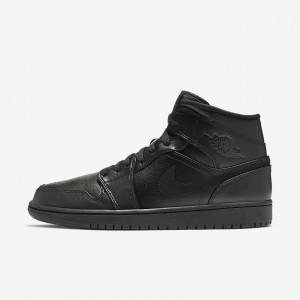 Мужские кроссовки Air Jordan 1 Mid 554724-090