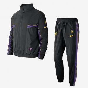 Мужской костюм НБА Los Angeles Lakers Nike AV0619-010