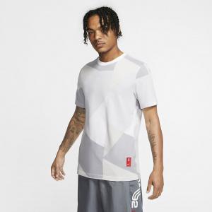 Мужская баскетбольная футболка Nike Dri-FIT Kyrie Geometric CD0929-101