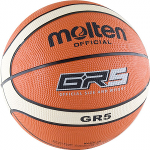 Баскетбольный мяч Molten BGR BGR5-OI