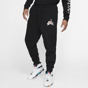Мужские флисовые брюки Jordan Jumpman Classics BV6008-010