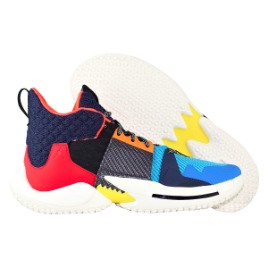 Детские баскетбольные кроссовки Air Jordan Why Not? Zer0.2 AO6218-900
