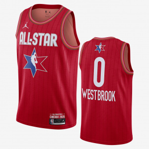 Джерси Jordan НБА Swingman Russell Westbrook All-Star