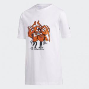 Футболка Lil Stripe Team adidas Performance
