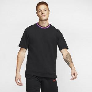 Мужская баскетбольная футболка с коротким рукавом Nike Dri-FIT AJ3538-013