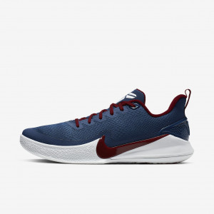 Мужские баскетбольные кроссовки Nike Mamba Focus AJ5899-400