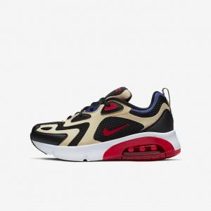 Кроссовки для школьников Nike Air Max 200 AT5627-700