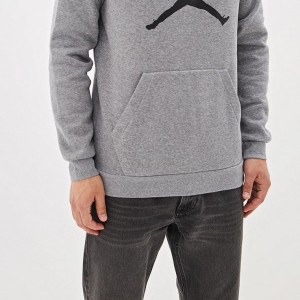 Мужская флисовая худи Jordan Jumpman Logo AV3145-091