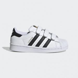 Детские кроссовки adidas Superstar Strap EF4838