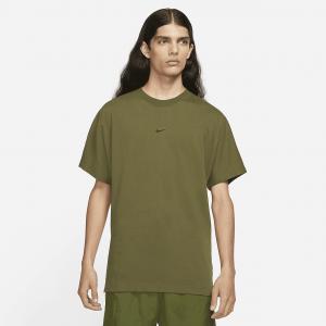 Мужская футболка с коротким рукавом Nike Sportswear Style Essentials - Зеленый