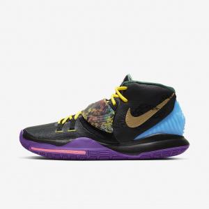 """Мужские баскетбольные кроссовки Nike Kyrie 6 """"Chinese New Year"""" CD5030-001"""