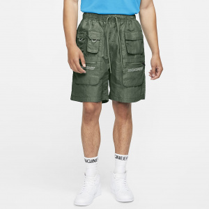 Мужские функциональные шорты Jordan 23 Engineered - Зеленый