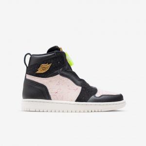 Женские кроссовки Air Jordan 1 High Zip AQ3742-001