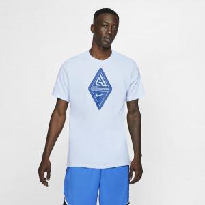 Мужская баскетбольная футболка Nike с логотипом Giannis Nike Dri-FIT BV8267-061