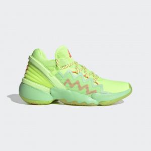 """Баскетбольные кроссовки adidas D.O.N. Issue #2 """"Spidey-Sense"""""""