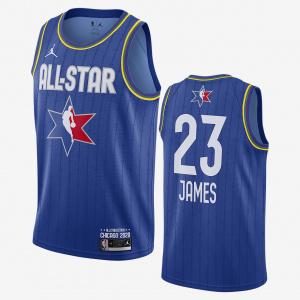 Мужская джерси Jordan НБА Swingman Lebron James All-Star CJ1059-400