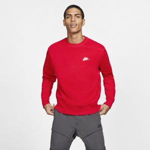 Свитшот Nike Sportswear Club Fleece - Красный