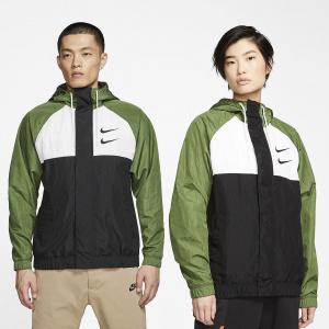 Мужская куртка из тканого материала с капюшоном Nike Sportswear Swoosh CJ4888-010