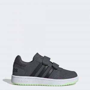 Детские баскетбольные кроссовки adidas Hoops 2.0 Low Strap EE6723