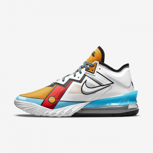 мужские баскетбольные кроссовки Nike Lebron XVIII Low  (CV7562-104)