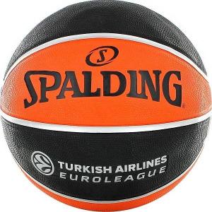 Баскетбольный мяч Spalding TF-150 Euro 73-985Z
