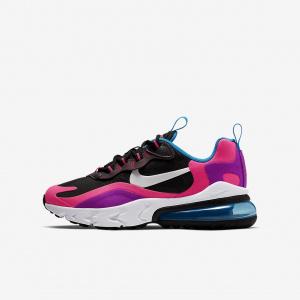 Кроссовки для школьников Nike Air Max 270 React BQ0101-001