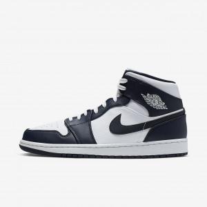 Мужские кроссовки Air Jordan 1 Mid 554724-174