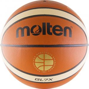 Баскетбольный мяч Molten BGL BGL7X-RFB