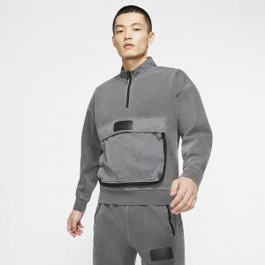 Мужская футболка с молнией на половину длины Jordan 23 Engineered