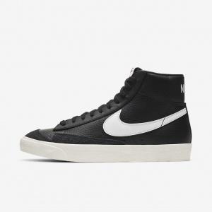 Мужские кроссовки Nike Blazer Mid '77 Vintage - Черный
