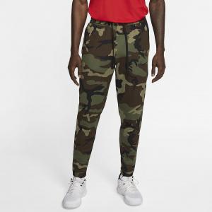 Мужские баскетбольные брюки с принтом Nike Therma Flex Showtime