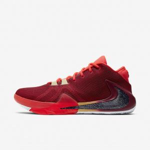 Мужские баскетбольные кроссовки Nike Zoom Freak 1 BQ5422-600