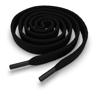 Шнурки плоские 140 см FL-LACE-BL-140
