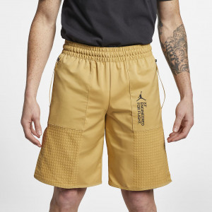 Шорты 23 Engineered Short, Club Gold/Black