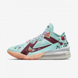 Баскетбольные кроссовки Nike LeBron 18 Low