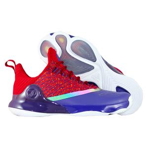 Мужские баскетбольные кроссовки PEAK TP9 VI E83323A-PUR