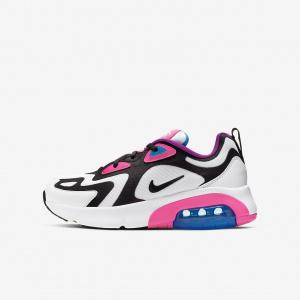 Кроссовки для школьников Nike Air Max 200 AT5630-100