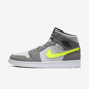 Мужские кроссовки Air Jordan 1 Mid 554724-072