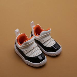 Кроссовки для малышей Air Jordan 11 Retro Little Flex BQ7102-108